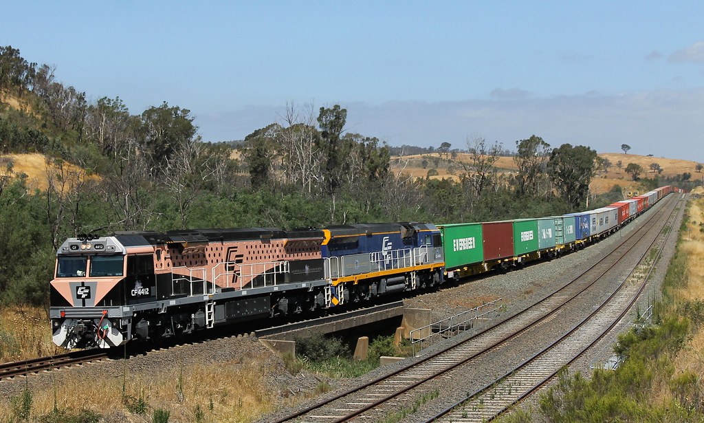 1MC1 at the old Mathiesons siding by S312 Photography
