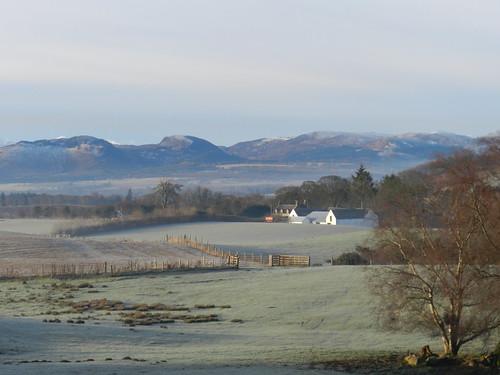 Frosty Morning, near Conon Bridge, Black Isle, Scotland, January 2014, Explored | by allanmaciver