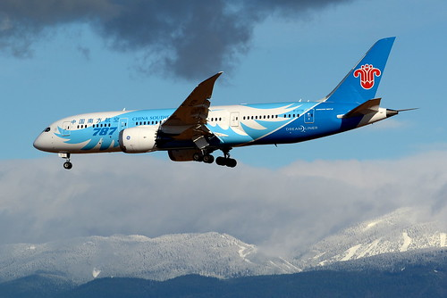 CYVR - China Southern Airlines B787-8 Dreamliner B-2736 | by CKwok Photography