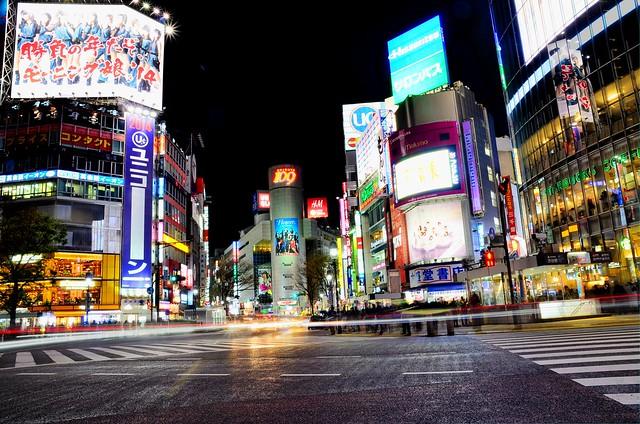 Shibuya, we meet again...