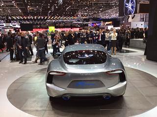 Maserati Alfieri Concept @ Geneva 2014