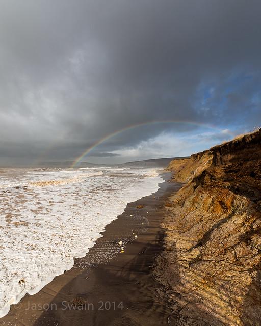 Compton Bay Rainbow - IMG_2015