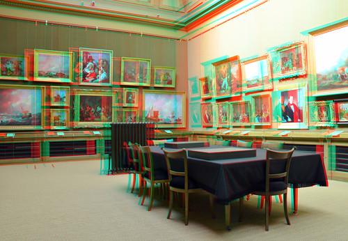 Teylers Paintings Gallery 3D