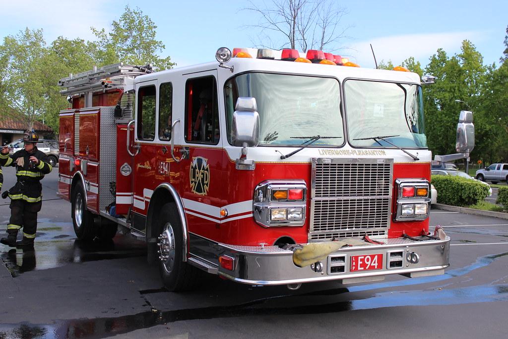 Livermore-Pleasanton Fire Department Engine 94 | On April 27