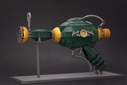Mercury Mk. 2 Ray Gun