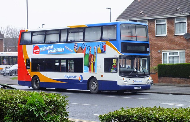 sTAGECOACH BUS .