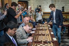 June 16, 2016 - 3:14pm - Photo Credit: YourNextMove Grand Chess Tour