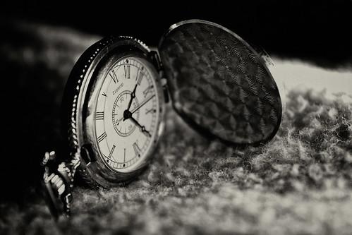 Pocket Watch   by Artiom G.