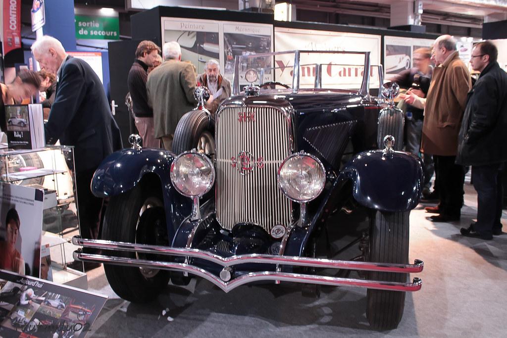 Panhard & Levassor X66 Torpédo Ponté 1932