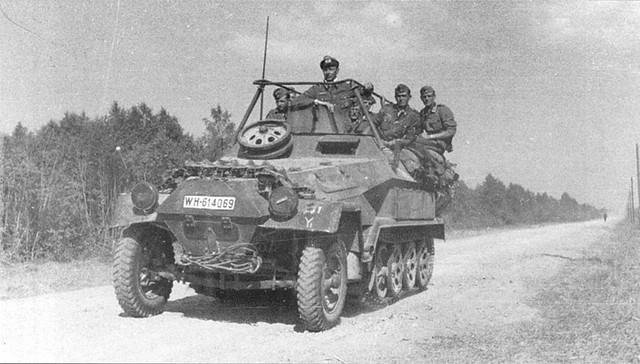 SdKfz 251 (8)