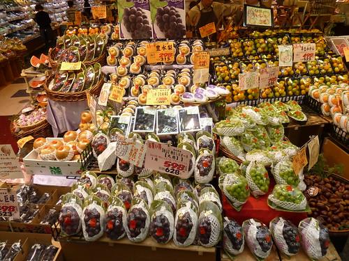 Mercado Kuromon | by El próximo viaje / Victoriamdq