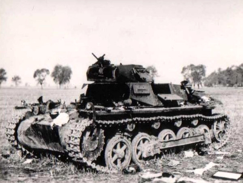 Panzer I & II (7)