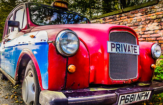Taxi? | by Bev Goodwin
