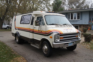1979 Dodge Sportsman TransVan | My Nephew Kyle bought a retr