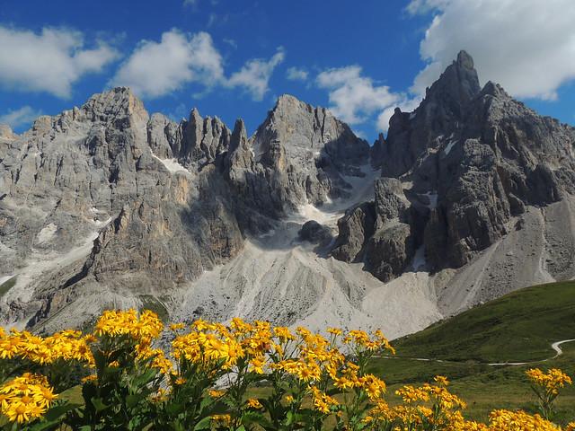 Balcone sulla Val Venegia