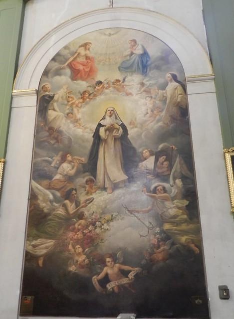 Lima Iglesia del Convento de Santo Domingo Peru 13