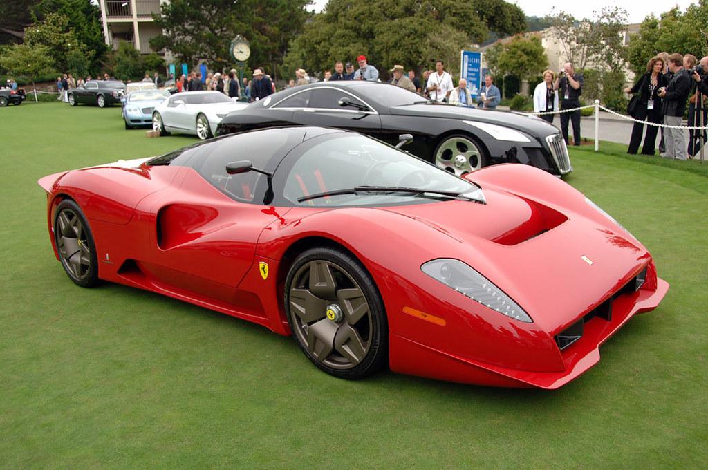 Ferrari P45 Pininfarina Wwwpinterestcompin19935472097
