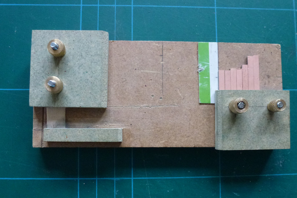 Switch Jig No2-2 | Jig for gapping sleepers and filing rails