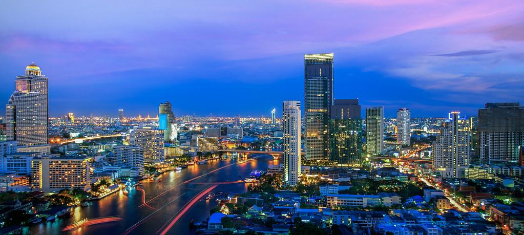 Time in bangkok