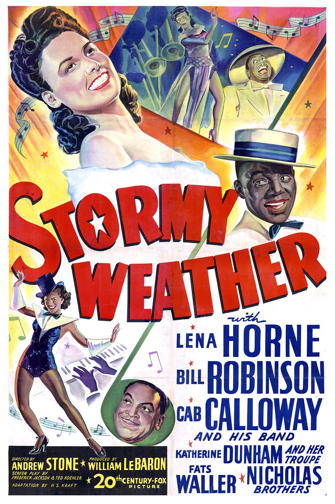 Stormy Weather For Public Libraries And >> Stormy Weather 1943 From The Los Angeles Public Library Co Al Q