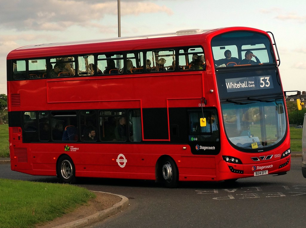 All sizes | Stagecoach Selkent Wright Eclipse Gemini 3 bodied Volvo