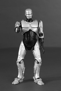 "Robocop Neca 7""   by Güven Gül"