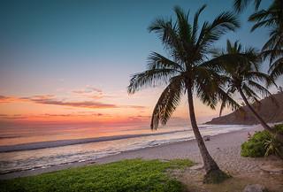 Reunion island sunset | by Vvillamon