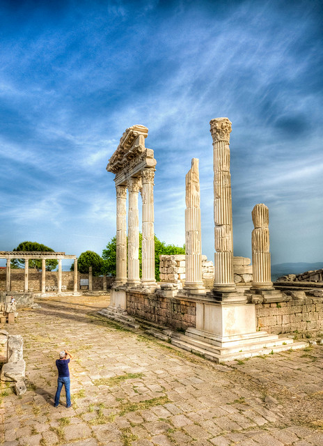 Temple of Trajan, Turkey
