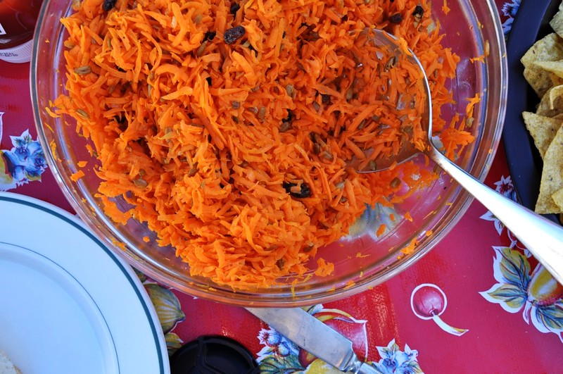 Carrot Fennel Slaw