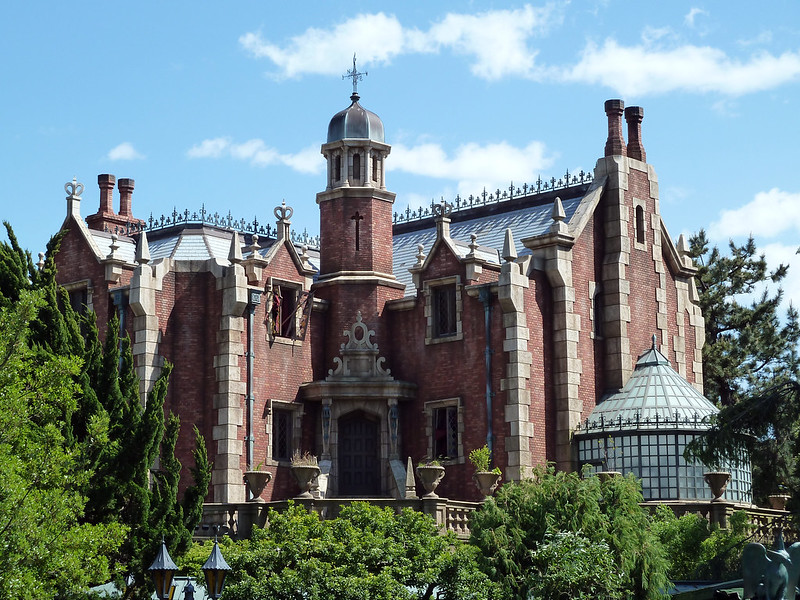 Haunted Mansion, Tokyo Disneyland
