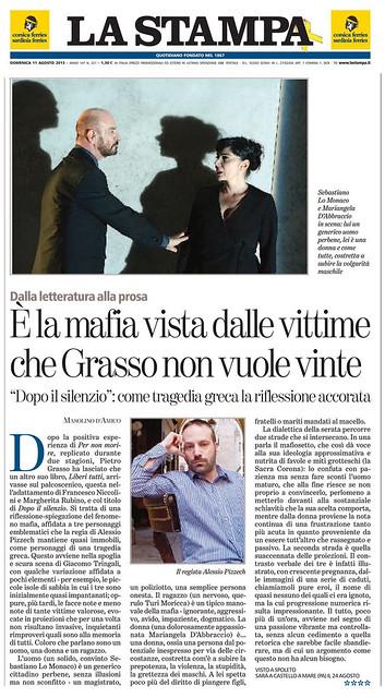 2013-08-11-La-Stampa---recensione---DOPO-IL-SILENZIO---Masolino-D'Amico