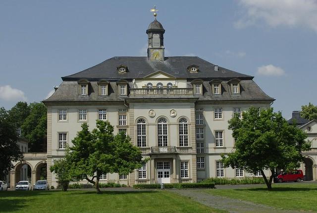 Kurfürstliches Jagdschloss Wabern (Früher auch Jugendheim Karlshof)