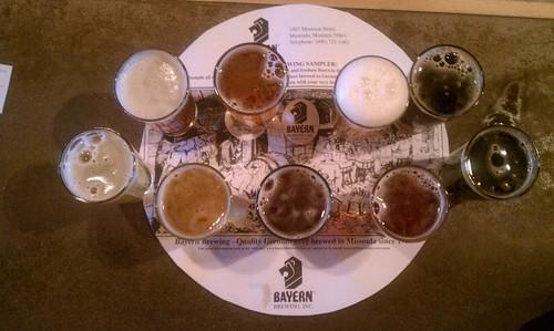 Bayern Brewing, Missoula Montana | by PDX Beer Geek