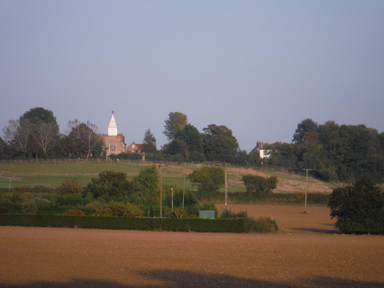 St. Mary & St. Margaret Church, Stow Maries SWC Walk 159 South Woodham Ferrers to North Fambridge