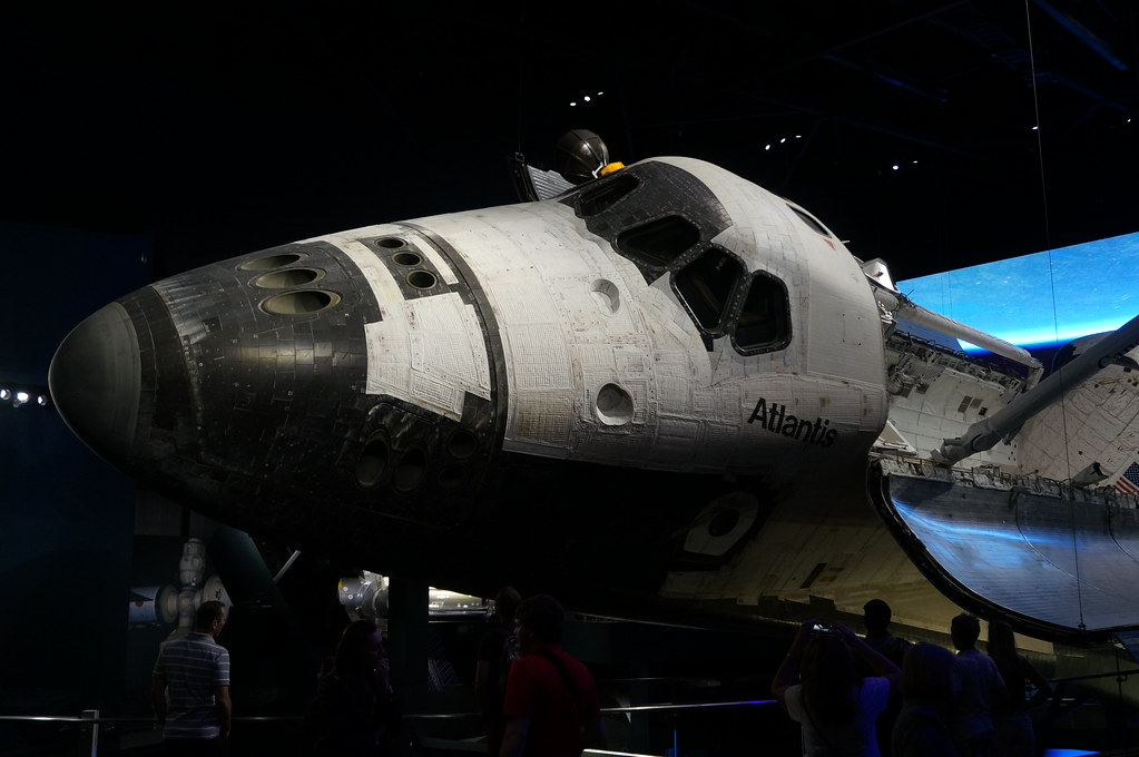 space shuttle orbiter atlantis - photo #40