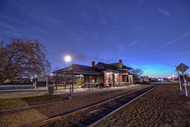 Depot Museum, Cookeville, Tennessee
