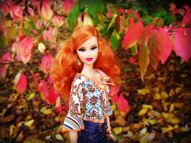 Autumn Girl Steffie