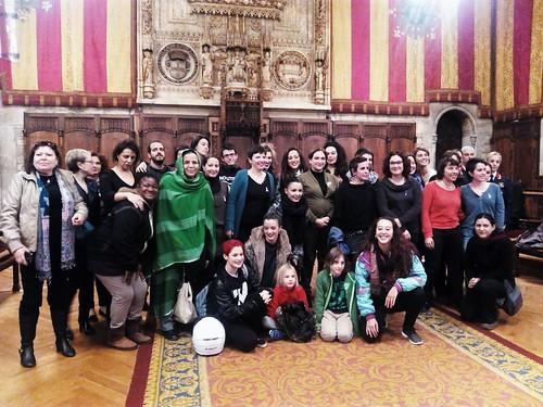 25N a l'Ajuntament