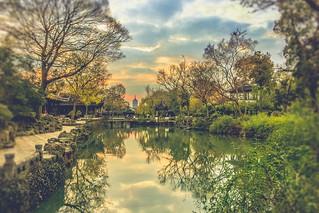 Suzhou Garden refresh by Drachenfanger