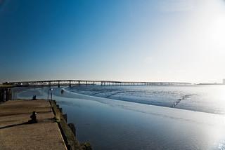 Holehaven jetty | by sczscz