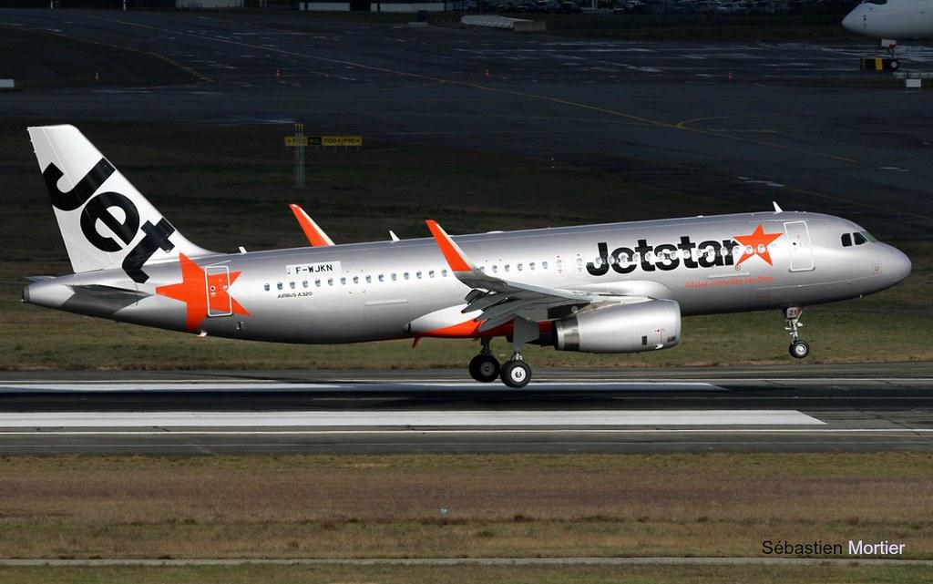 320.232-SHK JETSTAR PACIFIC AIRLINES F-WJKN 5885 EX EC-LZE VUELING 14 02 17 TLS