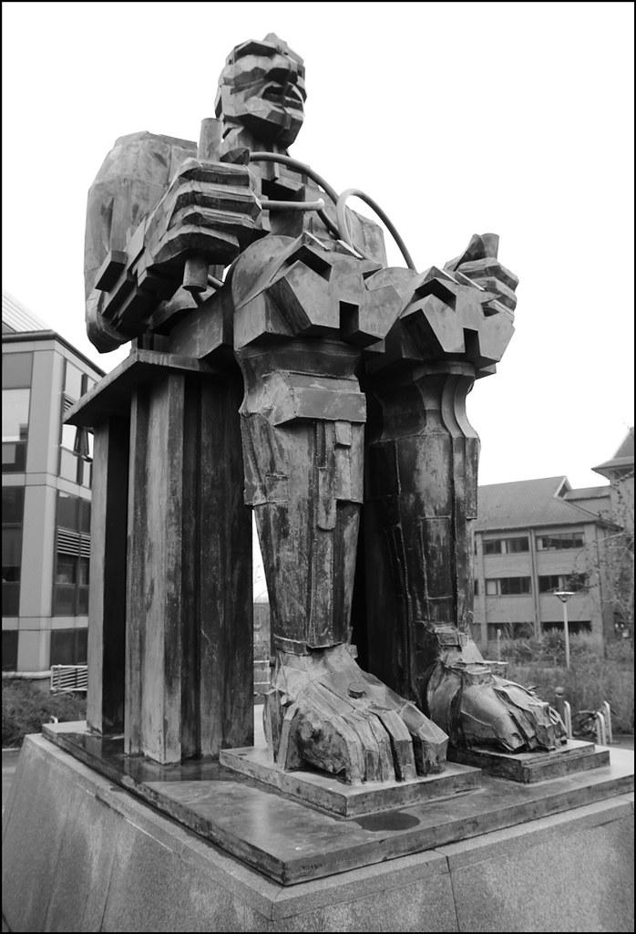 Marvelous Michael Faraday In The Electric Chair Birmingham Universi Cjindustries Chair Design For Home Cjindustriesco