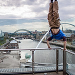 Handstands in Newcastle