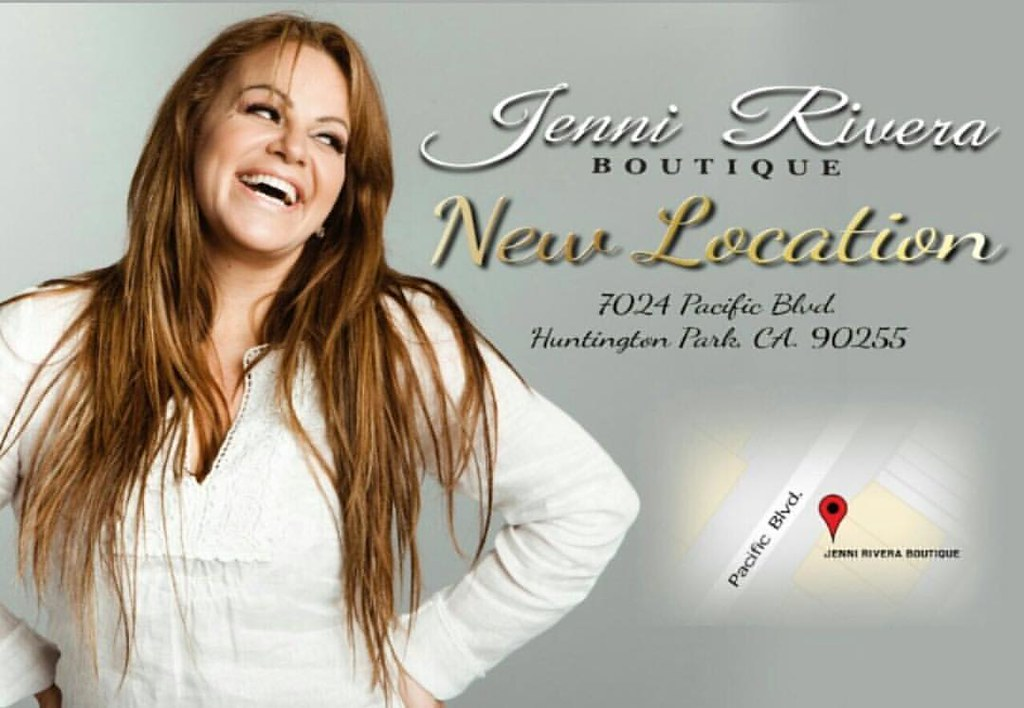9dfe3526ad0 ... Jenni Rivera Boutique has a new location coming soon to Huntington Park  Ca stay tuned for