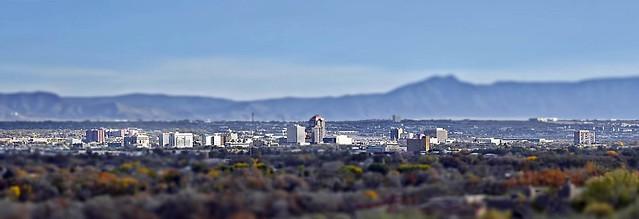 Miniture Albuquerque-HSS!