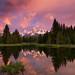 Schwabacher Sunrise by Ryan C Wright