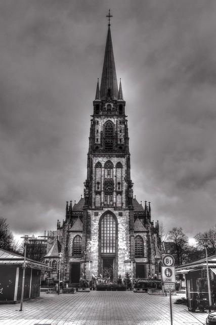 Kirchplatz, Dusseldorf