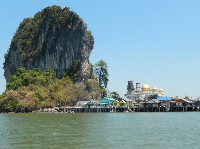 Koh Panyee (Floating village) - Adaman Bay - Phang Nga Bay - Phuket (4)