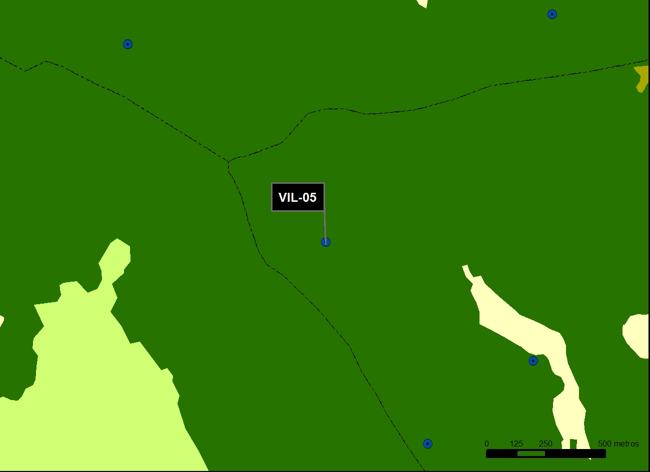 VIL_05_M.V.LOZANO_JUAN RUBIO_MAP.VEG
