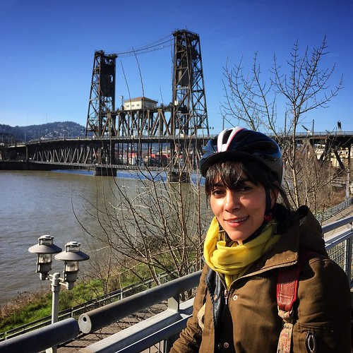 Perfect weekend for cycling Portland | by oso